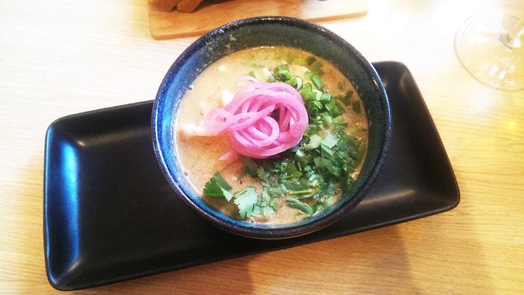 Суп с рыбой. Fish soup.