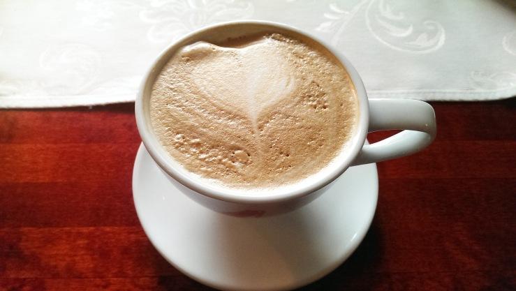Cappuccino.