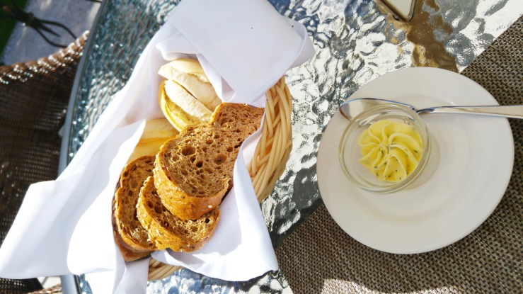 Хлебная корзинка. Bread basket.