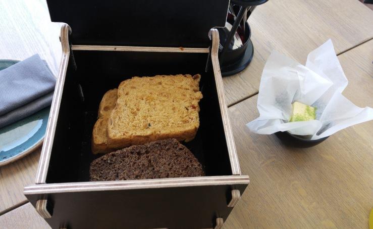 Хлебный ящик. Bread box.
