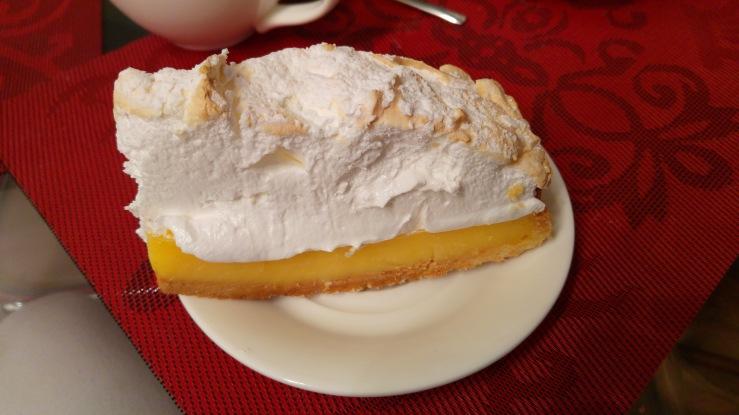 Лимонный торт. Lemon tart.